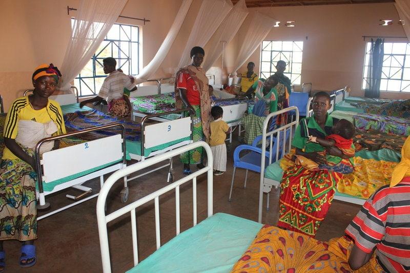 Zdravstvo - novozgrajeni prostori za hospitalizacijo bolnikov
