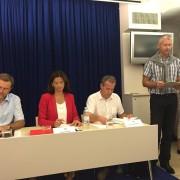 Razprava MEP