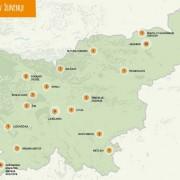 skupnostne prakse zemljevid