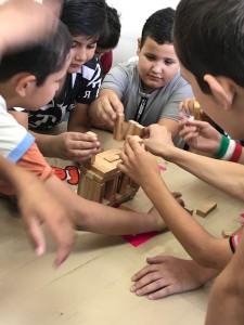 Jordanija, delo z otroci