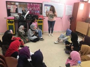 Libanon, delavnica reproduktivno zdravje