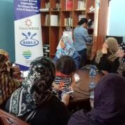 Libanon, usposabljanje žensk