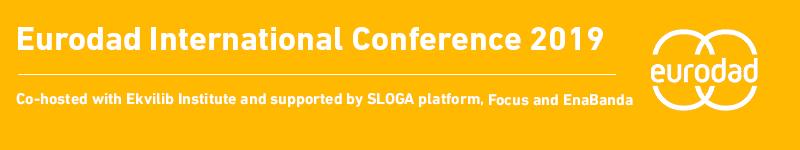 Eurodad konferenca 2