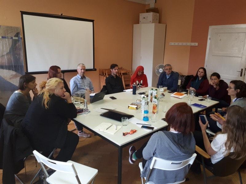 sestanek migracije