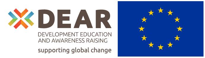 DEAR logo + EU logo
