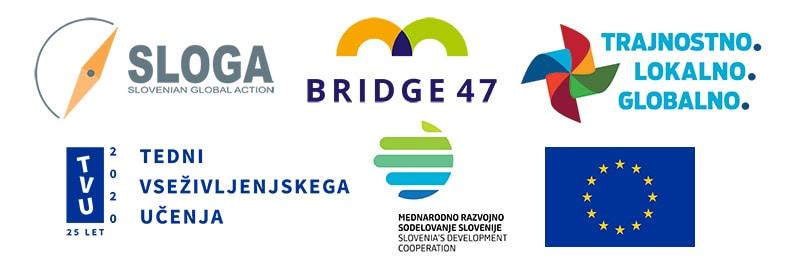 SLOGA, BRIDGE, TVU 2020, TLG, MRS, EU
