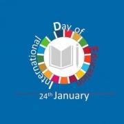 Mednarodni dan izobraževanja.