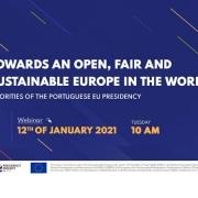 Proti odprti, pošteni in trajnostni Evropi v svetu