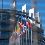 Evropska palača v Bruslju. Vir: Pixabay